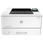 Imprimanta laser monocrom HP LaserJet Pro M402n, A4, USB, Retea, alb