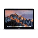 "Laptop APPLE MacBook 12"" Retina Display mnyh2ze/a, Intel® Core™ m3 pana la 3.0GHz, 8GB, 256GB, Intel HD Graphics 615, MacOS Sierra, Silver - Tastatura layout INT"