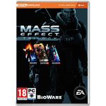 Mass Effect Trilogy (Code in a Box) PC