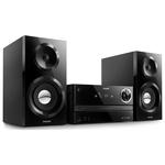 Microsistem PHILIPS MCM3350/12, 130W, CD, FM, USB, Negru