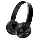 Casti on-ear Bluetooth SONY MDR-ZX330BT, Wireless, NFC, Negru