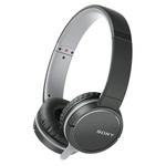 Casti on-ear cu microfon SONY MDR-ZX660APB, Negru