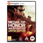 Medal of Honor Warfighter Limited Edition CD Key - Cod Origin