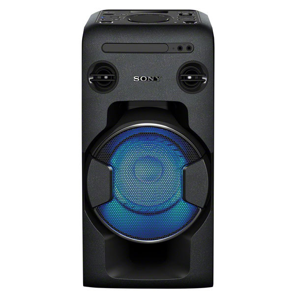 Minisistem audio SONY MHC-V11, Party Music, NFC, Bluetooth, USB, CD, iluminare LED