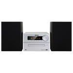 Microsistem audio AKAI CD001A-512A, Bluetooth, USB, FM, CD, 2x20W