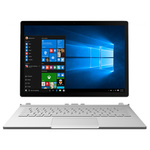 "Laptop 2 in 1 MICROSOFT Surface Book, Intel® Core™ i7-6600U pana la 3.4GHz, 13.5"" Touch, 8GB, SSD 256GB, nVIDIA GeForce Graphics, Windows 10 Pro"
