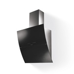 Hota FABER Mirror BRS BK X/V A80 Logic, 880m3/h, 1 motor, 80cm, negru