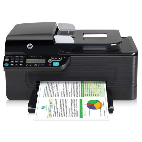 Multifunctional inkjet HP Officejet 4500, A4, USB, Ethernet