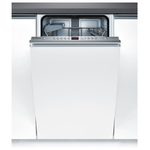 Masina de spalat vase incorporabila BOSCH ActiveWater Super Silence SPV53N00EU, 9 seturi, 5 programe, 45 cm, A+
