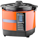Multicooker OURSSON Versatility MP5005PSD/OR, 1200W, 5l, 45 de programe, portocaliu