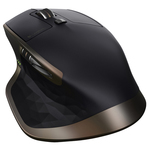 Mouse laser Wireless LOGITECH MX Master, 1600dpi, Bluetooth Smart, negru