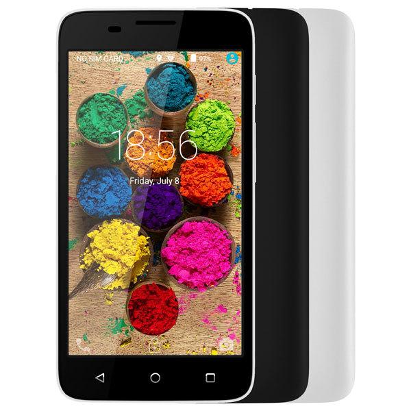Smartphone MYRIA Fancy MY9007 8GB DUAL SIM Black Android 6.0