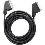 Cablu audio-video SCART MYRIA MY2024, 5m, negru