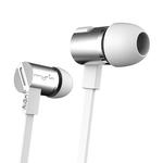 Casti in-ear cu microfon MYRIA MY9026, Silver