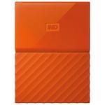 Hard Disk Drive WD My Passport WDBYFT0020BOR, 2TB, USB 3.0, portocaliu
