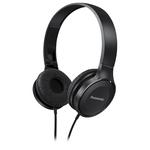 Casti on-ear PANASONIC RP-HF100E-A, negru