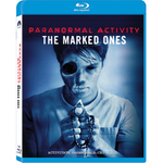 Activitate paranormala: Cei alesi Blu-ray