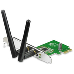 Placa de retea wireless ASUS PCE-N15, PCI Express X1, 300Mbps