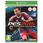 Pro Evolution Soccer 2015 D1 Edition Xbox One