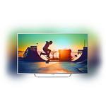 Televizor LED Smart Ultra HD, 108cm, Android, Ambilight, PHILIPS 43PUS6412/12
