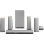Sistem Home Cinema 5.1 PHILIPS Zenit CSS5530G/12, 420W, Bluetooth, NFC