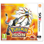 Pokémon Sun 3DS