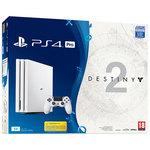 Consola SONY PlayStation 4 PRO (PS4 PRO) 1TB, alb + Joc Destiny 2