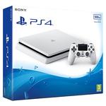 Consola SONY PlayStation 4 Slim, 500GB, alb