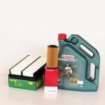 Pachet Schimb Ulei CASTROL KIA Picanto I 1.1 diesel