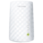 Wireless Range Extender TP-LINK RE200 AC750, 300 + 433 Mbps, alb