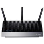 Wireless Range Extender TP-LINK RE580D AC1900, 600 + 1300 Mbps, negru-gri