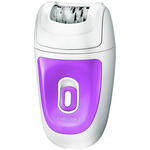 Epilator REMINGTON Smooth & Silky EP7010, retea, 2 trepte, alb - mov
