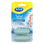 Rezerve pila electronica reincarcabila SCHOLL Velvet Smooth Wet & Dry, 2 buc