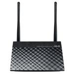 Router wireless ASUS RT-N12+, 300Mbps, WAN, LAN, AP / Range Extender, negru