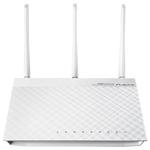 Router Wireless ASUS RT-N66W Dual-Band, 450 + 450Mbps, WAN, LAN, USB 2.0, alb