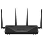 Router Wireless Synology RT2600ac, Dual-Band 800 + 1733 Mbps, Gigabit, USB 2.0, USB 3.0, negru