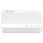 Switch TENDA S105, 5 porturi, Fast Ethernet, alb