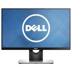 "Monitor LED IPS DELL S2216H, 21.5"", Full HD, negru-gri"