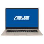 """Laptop ASUS VivoBook S510UQ-BQ203, Intel® Core™ i7-7500U pana la 3.5GHz, 15.6"""" Full HD, 8GB, 1TB, NVIDIA® GeForce® 940MX 2GB, Endless"""