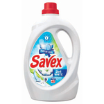 Detergent lichid SAVEX Powerzyme 2in1 White, 2.6l
