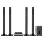 Sistem Home Cinema Smart Blu-ray 3D 5.1 PANASONIC SC-BTT885EG9, 1200W