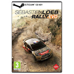 Sebastien Loeb Rally Evo CD Key - Cod Steam
