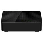 Switch TENDA SG105, 5 porturi, Gigabit, negru