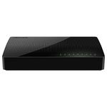Switch TENDA SG108, 8 porturi, Gigabit, negru