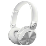 Casti on-ear Bluetooth PHILIPS SHB3185WT/00, Alb
