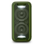 Sistem audio Sony GTK-XB5G, Bluetooth, NFC, Wireless, Extra Bass, Party music, Verde