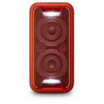 Sistem audio Sony GTKXB5R, Bluetooth, NFC, Wireless, Extra Bass, Party music, Rosu