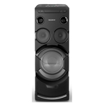 Sistem audio High Power Sony MHC-V77DW, Hi-Fi, Bluetooth, NFC, Wireless, Party Music, negru