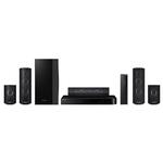 Sistem Home Cinema Smart Blu-ray 3D 5.1 SAMSUNG HT-J7500W, 1000W, LAN, Wi-Fi, USB negru