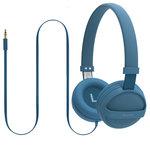 Casti on-ear PROMATE Sonic, Blue